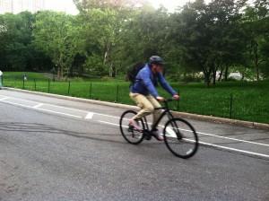 אופניים בכביש