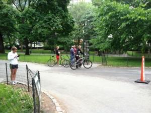 טיול אופניים ירוק עירוני