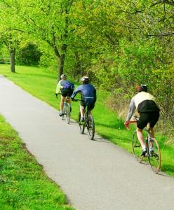 טיול אופניים בצפון